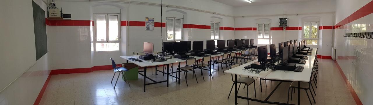 Aula de Informática Nº 2