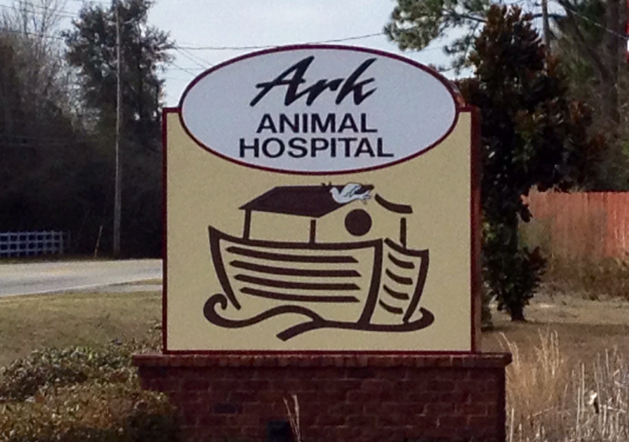 Ark Park Sign
