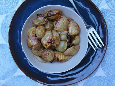 Tamarind Roasted Root Vegetables