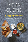 indian cuisine cookbook cover
