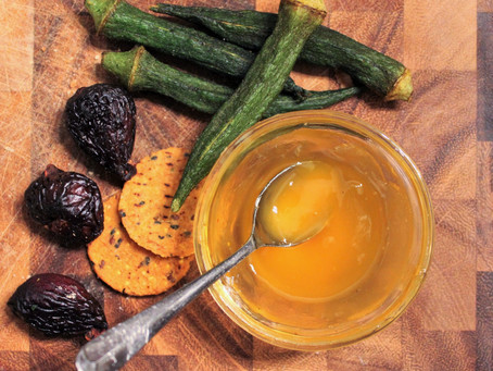 Mango Dipping Sauce, Hacked