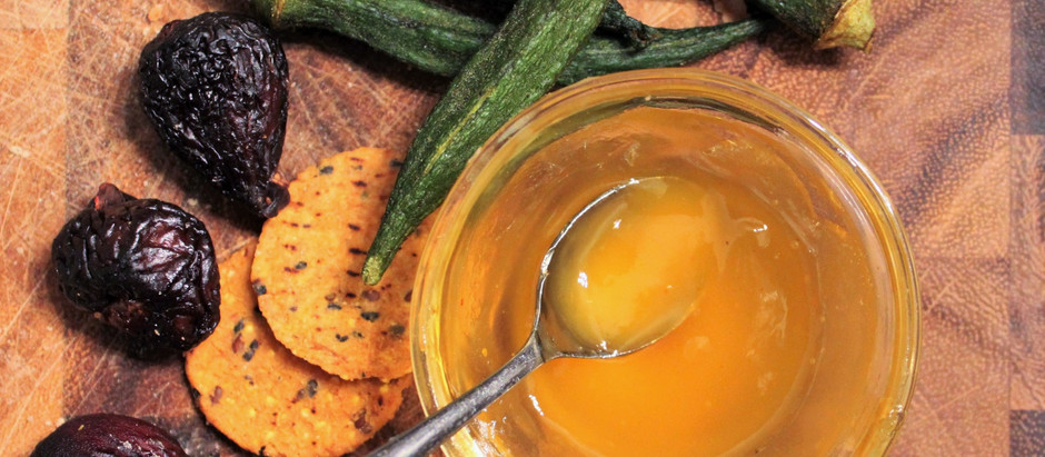 Mango Dipping Sauce, Hacked