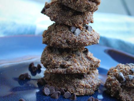 No Bake Chocolate Skillet Cookies (Rava Laddu Inspired)