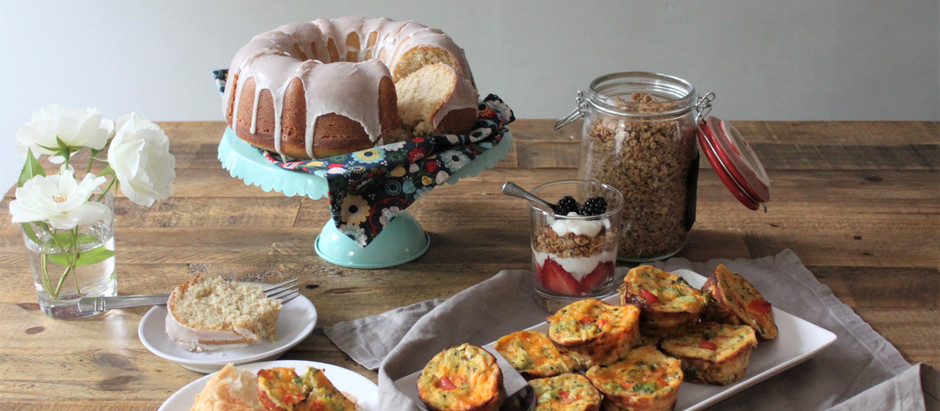The 1-Oven, 1-Hour(ish) Brunch:  A Curated Menu