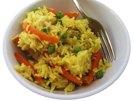 Easy Peasy Pilaf