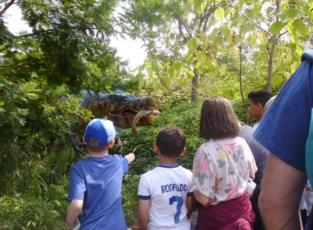 Chester Zoo YC Summer Trip