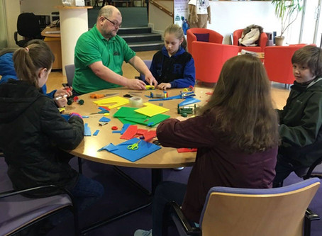 KMF Continue to support Young Carers