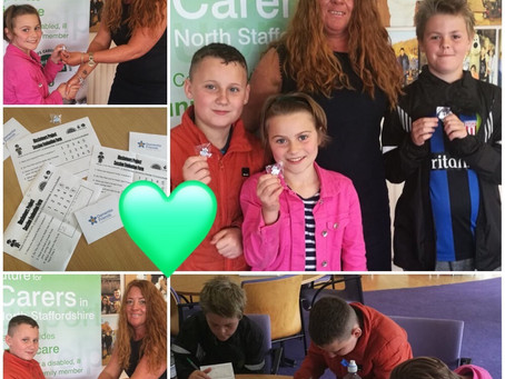 Young Carers Dementia Awareness Training