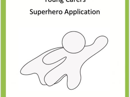 NSC Superhero Activity Pack