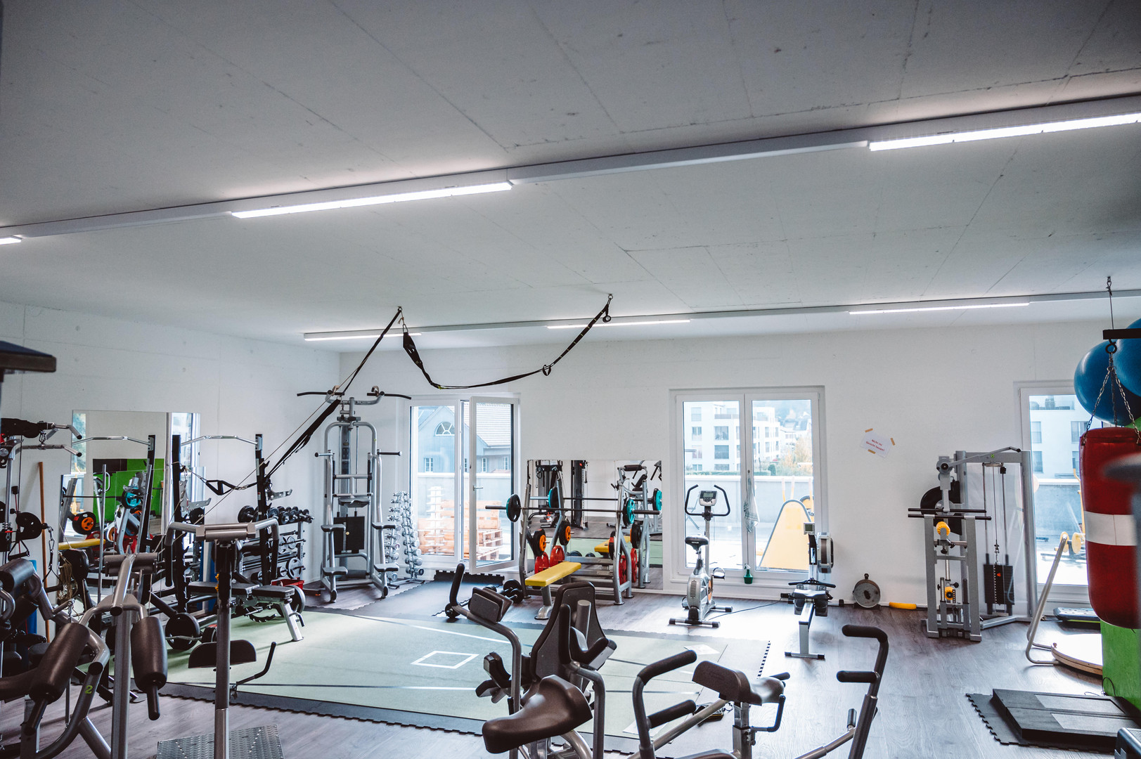 Fitness Studio Kollbrunn Gym Winterthur