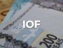 Publicado Decreto alterando as alíquotas do IOF