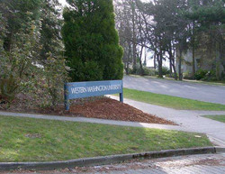 Entry to WWU