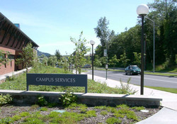 WWU Campus Services Building