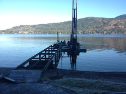 2013-01-16 Pier Removal