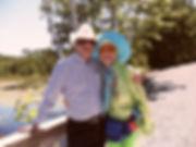 MOONLIGHT BRIDGE TURQ GREEN LOVELY DAN &