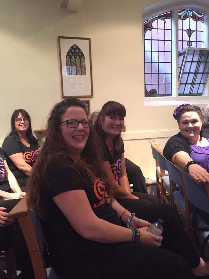 SSS & Chaps Choir - August 2018
