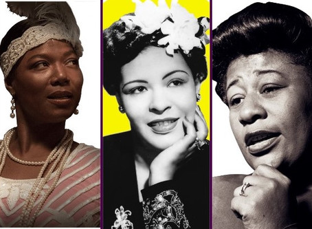 WOMEN WHO CHANGED THE FACE OF MODERN MUSIC (Part 1)
