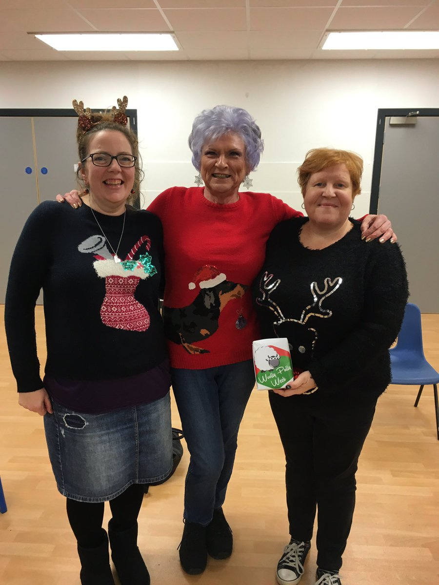 Christmas jumpers 2018