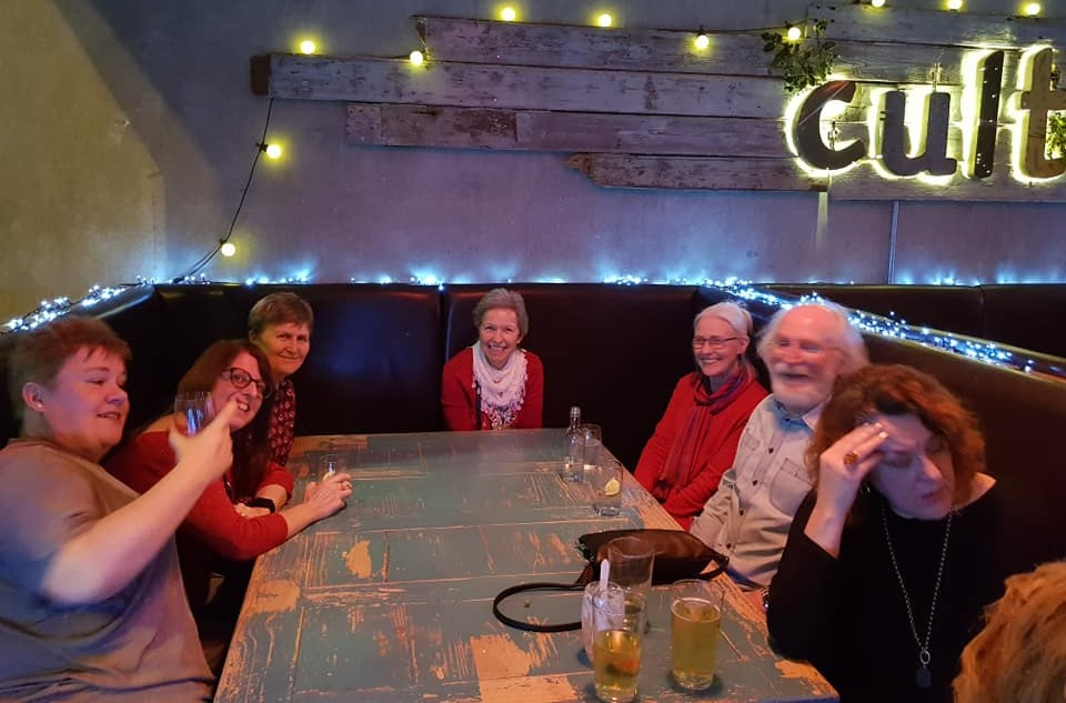 Christmas 2019 at Cult Cafe