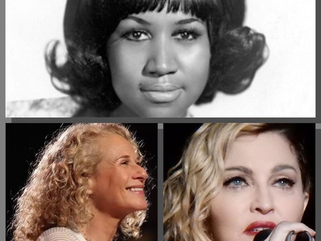 Women Who Changed the Face of Modern Music - Part 2