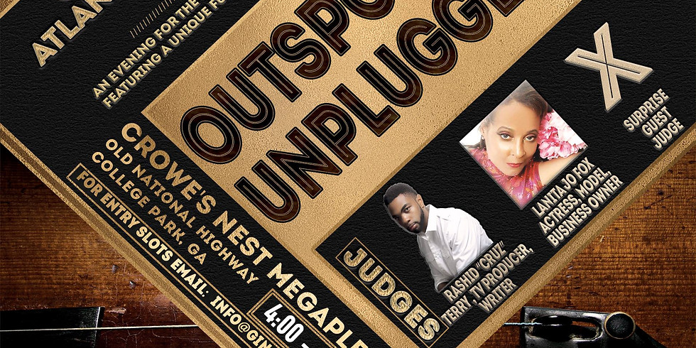 Outspoken and Unplugged Live