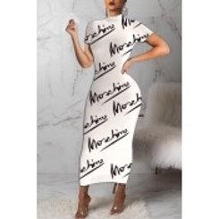 Moschino Maxi Dress