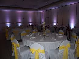 Adelaide Wedding DJ and MC Services adds LED uplighting as an optional extra.