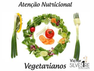 Atenção Nutricional em Vegetarianos