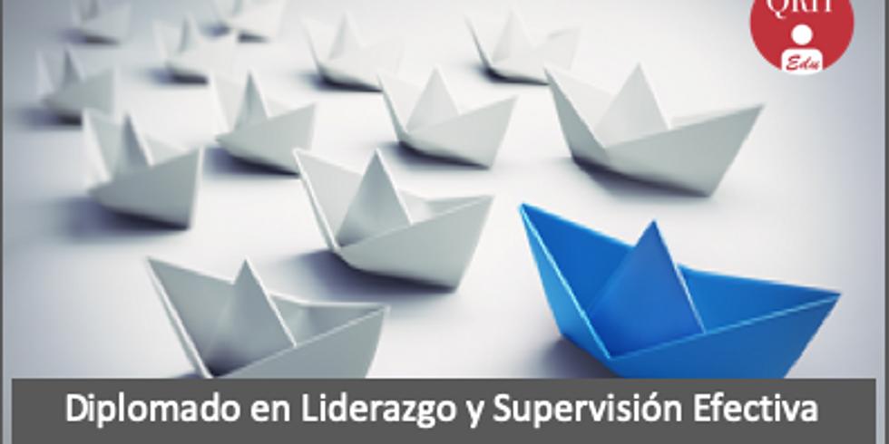 Diplomado en Liderazgo y Supervisión Efectiva (Querétaro)