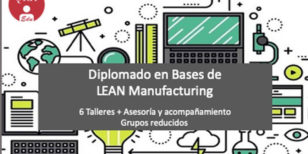 Diplomado en Bases LEAN (CDMX)