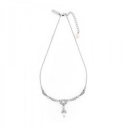 Lula pearl drop necklace