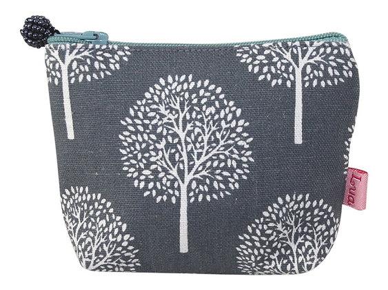 Mulberry mini purse in grey