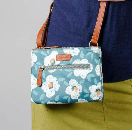 Crossbody Handbag Painterly Floral