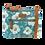 Thumbnail: Crossbody Handbag Painterly Floral