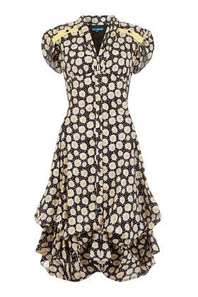 Georgia Aster dress