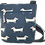 Thumbnail: Blue dog crossbody bag