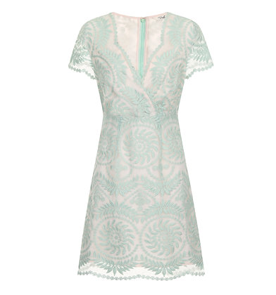 Mariella dress in mint