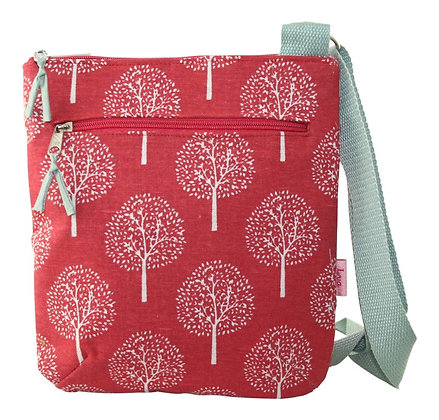 Mulberry crossbody bag in red