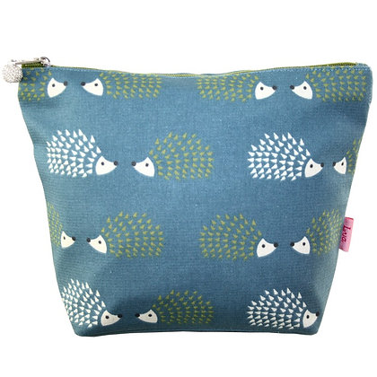 Hedgehog large cosmetic purse