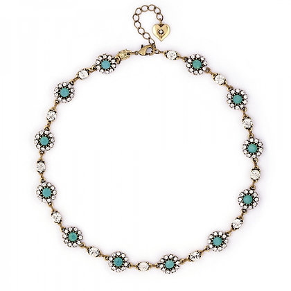 Grace pacific opal necklace
