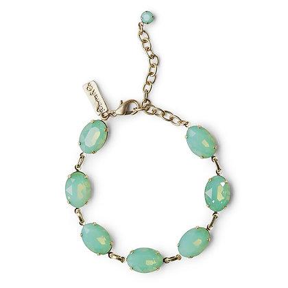 Pacific opal stone bracelet