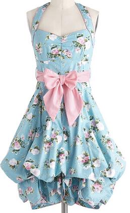 Portia cupcake dress