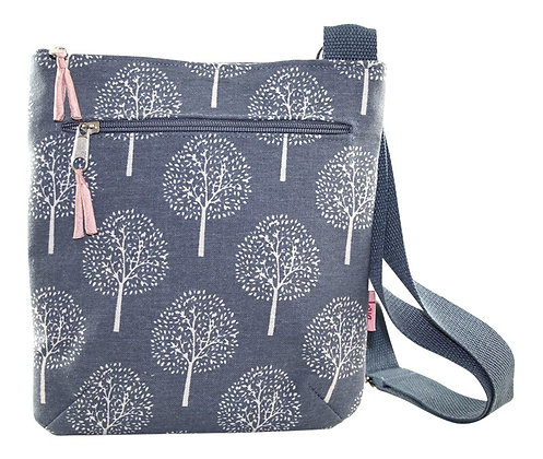 Mulberry crossbody bag in blue