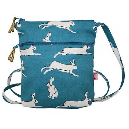 Hare print mini bag