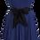 Thumbnail: Darcie dress in navy