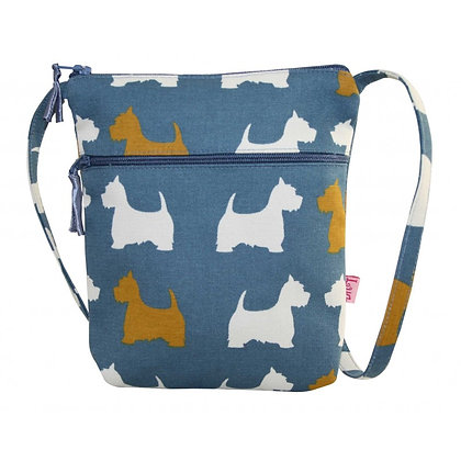Scottie dog mini bag