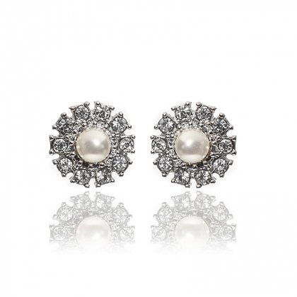 Grace pearl earrings