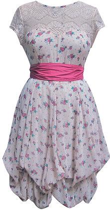 Darcie floral dress