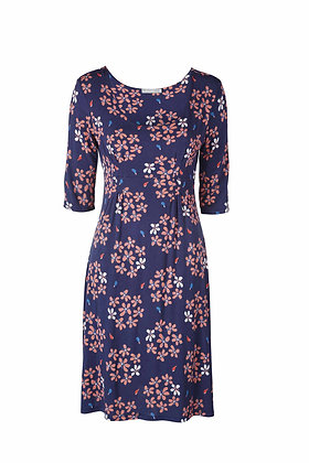 Toulouse dress in navy