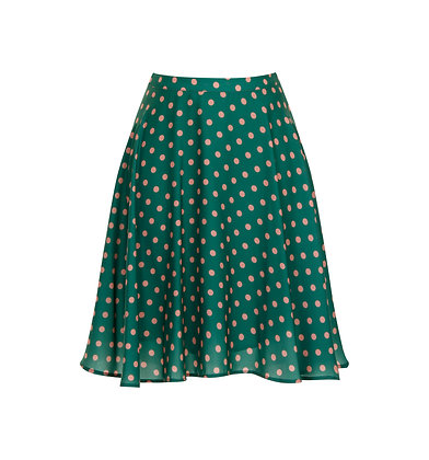 Matilda skirt in green